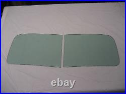 1939 1940 PACKARD 2pc Flat Windshield Tinted NEW Vintage Auto Glass