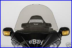 26.5 Tinted Vented Windshield Windscreen Honda GL1800 Gold Wing Goldwing 1800