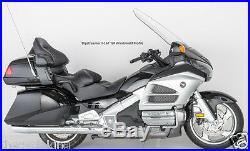 33 Tall Smoke Tinted Windshield/Windscreen-Honda GL1800 Gold Wing 1800 Goldwing