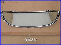 56-62 Corvette NEW WINDSHIELD $3,145 FRAME With GLASS COMPLETE tinted trim