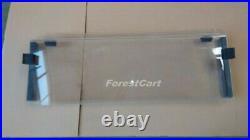 Bad Boy Buggies Tinted Windshield Fold Down Folding Flip Foldable Wind Screen
