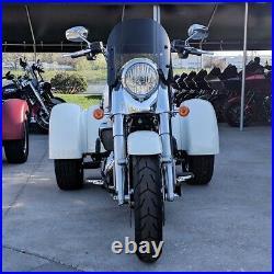 Calsci Tinted Shorty 15.5 Windshield for Harley Freewheeler FLRT 2015-2021