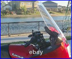 Calsci Tinted Windshield for Kawasaki Concours 1000 1986-2006