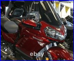 Calsci Tinted Windshield for Kawasaki Concours 1400 2008-2021