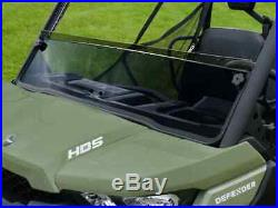 Can-Am Defender 800 1000 HD5 HD8 HD10 Front Half Windshield Tinted