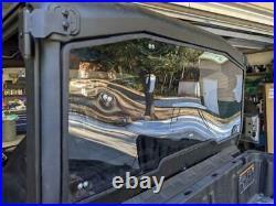 Can Am Defender Rear Window XMR Lonestar HD8 HD10 Light Tint