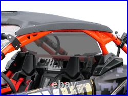 Can-Am Maverick X3 Rear Windshield Window Dust Panel With Vent Tinted 77-2300-R-T