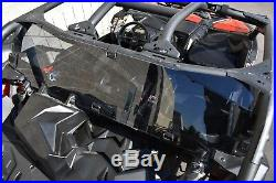 Can Am Maverick X3 Rear Windshield Window Panel Dark Tinted Tint UTVZILLA