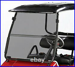 Club Car DS (00.5-Up) Tinted Impact Modified Fold Down Golf Cart Windshield