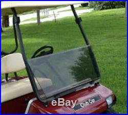 Club Car DS 1982-2000.5 Golf Cart Tinted Folding Front Windshield
