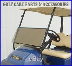 Club Car Precedent Tinted Windshield 2004-UP New In Box Golf Cart Part