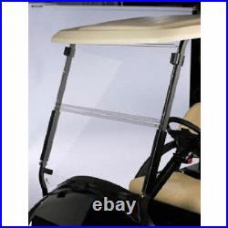 Columbia Par Car (1996-Up) Tinted Fold Down Golf Cart Windshield US Made