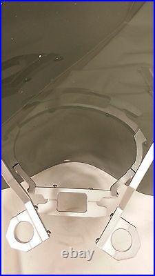 Custom 22 Light Tint Tall Windshield wind shield for Suzuki M109R 2006-2012