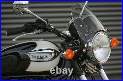 DART FLYSCREEN TRIUMPH BONNEVILLE/T100 2001-2015 Windshield Light Tint
