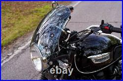 DART Marlin FLYSCREEN TRIUMPH BONNEVILLE/T100 2001-2015 Windshield Dark Tint