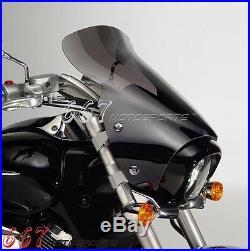 Dark Tint Sport Windshield Windscreen For 06-2016 SUZUKI BOULEVARD M109R M50 M90