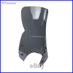 Dark Tint Sport Windshield Windscreen For Suzuki M109R M50 M90 Boulevard VZR1800