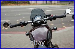 Dart Classic Flyscreen Triumph Bobber Black 2018+ Light Tint TBB01L-47