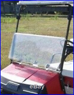EZGO Marathon (86-94) Tinted Fold Down Golf Cart Windshield US Made