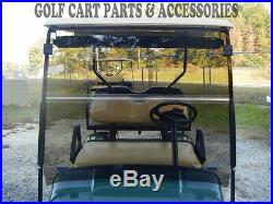 EZGO TXT & Medalist Tinted Windshield 1994-2013 High Quality Golf Cart Part