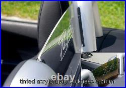 Fit, Z4 08-17 E89 Windscreen Wind Deflector Windstop Windblocker tinted