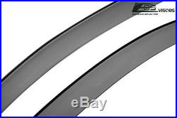For 02-06 Acura RSX DC5 Smoke Tinted Side Window Visors Rain Guards Deflectors