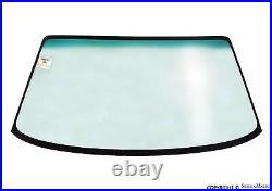Front Windshield Glass, Green Top Tint, PILKINGTON (OEM), Porsche 928 (78-95)