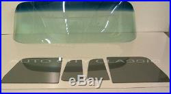 Glass 1955 56 57 58 59 Chevy GMC Pickup Tint Shade Windshield Grey Vent Door