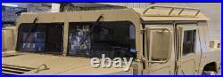 Grey Tinted Windshield (both Halves) Military Humvee M998 New Hummer H1