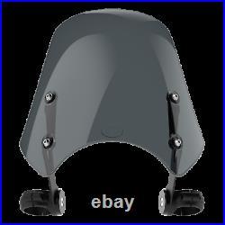 Harley-Davidson FXSB Breakout (2013+) Dart Marlin Flyscreen in Dark Tint