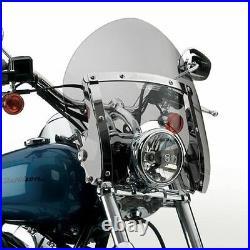 Harley Davidson national cycle switchblade shorty tint N21720 windshield U. S. A
