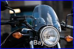 Honda CMX500 Rebel Dart Classic Flyscreen Windscreen in Dark Tint