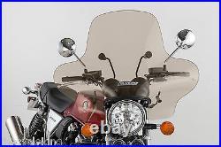 Honda Goldwing GL1000 & GL1100 Large Smoke Tinted 21-1/2 Touring Windshield