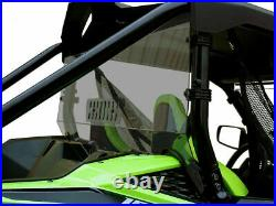 Honda Talon 1000 Vented Tinted Rear Windshield Window Dust Panel 77-2800-R-T
