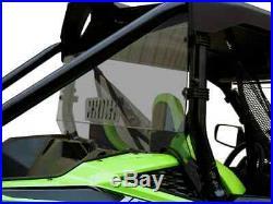 Honda Talon 1000 Vented Tinted Rear Windshield Window Dust Panel 78-2800-R-T