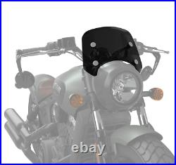 Indian Motorcycle 10 Tinted Low Wind Deflector Windshield For 2018-2021 Scout