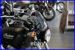 Indian Scout Dart Classic Flyscreen in Light Tint