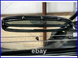 Kawasaki KRX 1000 Rear Windshield Window Dust Panel Vented Tinted