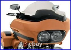 Klock Werks 12 Tint Flare Windshield Windscreen Harley FLTR Road Glide 98-13