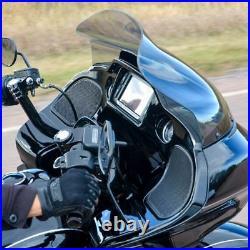 Klock Werks 14 Sport Flare Tinted Windshield Harley Road Glide 2015-2017 FLTR