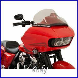 Klock Werks 14 Tint Sport Flare Windshield 2015-2020 Harley Road Glide