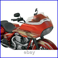 Klock Werks 8 Tint Flare Windshield For Harley Road Glide FLTR FLTRX 98-13