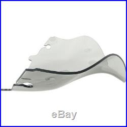 Klock Werks FLARE Tint 6.5 Batwing Windshield for Harley Batwing FLH/X 14-20