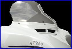 Klock Werks Flare Tint 10.5 Front Fairing Windshield for 14-20 Harley FLHX