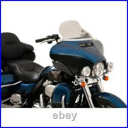Klock Werks Flare Windshield 10.5 Tint for Harley Davidson FLHT 2014-20