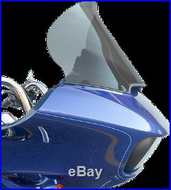 Klock Werks Pro-Touring 15 Flare tint windshield 15-20 Harley Road Glide FLTRX