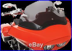 Klock Werks Tint 12 Flare Windshield for Harley 98-13 FLTR FLTRI Road Glide