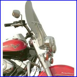 Klock Werks Tint 16 Flare Windshield 94-20 FLHR Road King 12-16 FLD Switchback