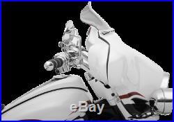 Klock Werks Tint 6.5 Flare Windshield Harley Davidson Touring 96-13 Flht Flhx
