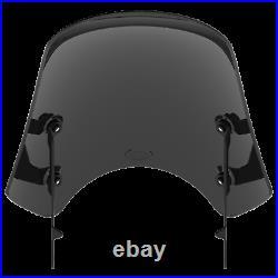 Moto Guzzi V7 Mk III Dart Marlin Flyscreen in Dark Tint